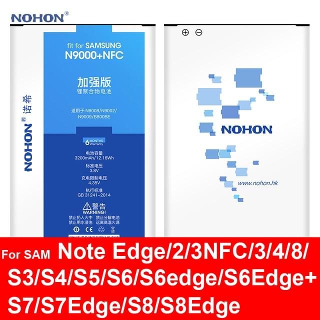 Nohon батарея для Samsung Galaxy Note 1