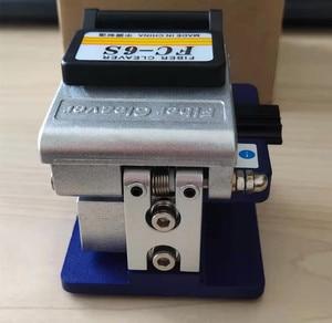 Image 5 - Hoge Kwaliteit FC 6S Fiber Cleaver Metalen Materiaal Koud Verbinding Gratis Verzending