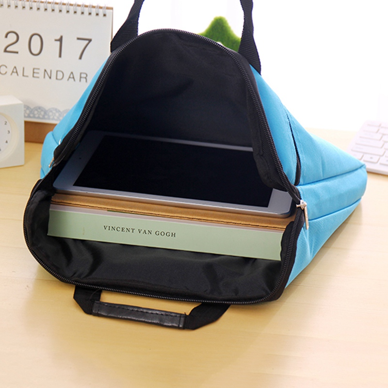 H2797ea2c900c4f59b5264da88fe3e9c6z - Portable Computer Bags Notebook Handbag Man Portable Briefcase Travel Laptop Bags Macbook Handbag Solid Color