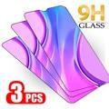 Защитное стекло для xiaomi redmi 9 redmi9 6,53 дюйма, 3 шт., Защитная пленка для redmi 9 9a 9c 10X 10X Pro 10x 9A 9C Sklo Cover
