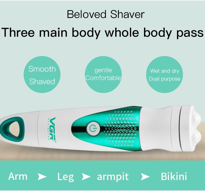depilação indolor depilação máquina de barbear máquina