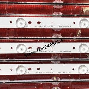 Image 3 - 562 مللي متر LED شريط إضاءة خلفي 6 مصباح ل SVJ320AK3 SVJ320AG2 32D2000 SVJ320AL1 SVJ320AK0 Rev07 6LED 150106 LB C320X14 E12 LED32D7200