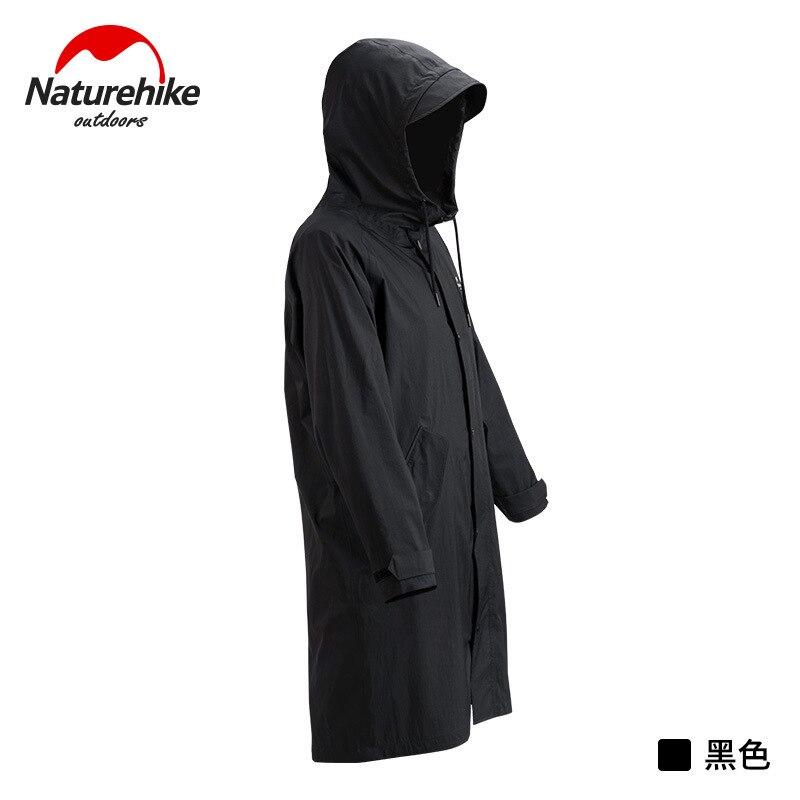 Naturehike 2020 חדש עמיד למים לנשימה הרי ללבוש מעיל חיצוני מעיל גשם חיצוני טיפוס טיולי קמפינג אופנה פונצ 'ו
