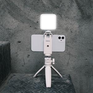 Image 5 - Ulanzi VL49 Mini LED Video Light Photography 6W Dimmable CRI95+ with Cold Shoe for Canon Nikon Sony DSLR Camera Vlog Fill Light