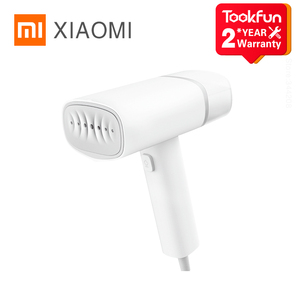 Image 1 - Xiaomi mijia zanjia zj GT 301W ferro a vapor mini gerador de viagem doméstico elétrico vestuário cleaner pendurado engomar portátil