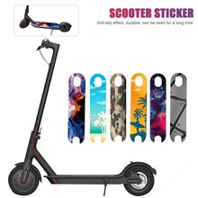 M365 Scooter Sticker Voor Xiaomi M365 Pedaal Mat Elektrische Scooter Deurmat Pedaal Pad Sticker PVC patinete electrico adulto NIEUWE # f(China)