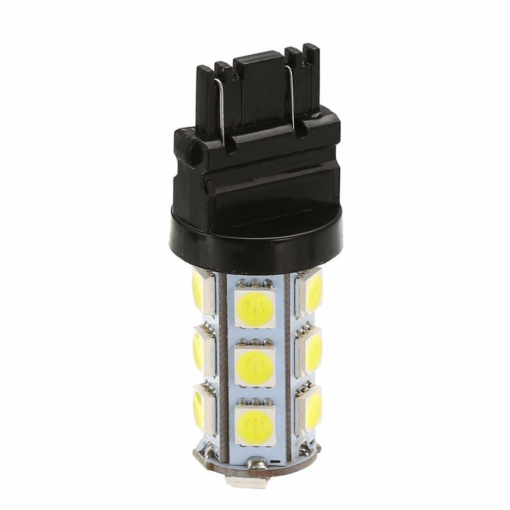 1pcs T25 3157 3156 5050 Car Light 18 SMD 5050 Chips P27/7W Led Led Car Bulbs Brake White Lights Red Parking Taillights