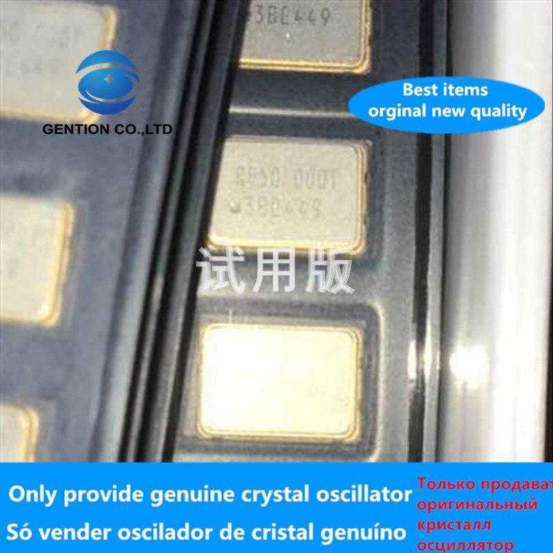 5pcs 100% Orginal New Wide Temperature Industrial Grade OSC 50M 50MHZ RALTRON C04305-50.000-EXT-TR 7050