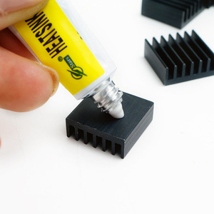 Thermal Conductive Heatsink Plaster Viscous Adhesive Compound Glue For PC GPU IC 8CKC