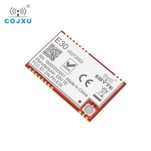 Image 4 - Si4438 433mhz rf módulo tcxo ebyte E30 433T20S3 smd, transmissor sem fio, alcance longo de 100mw 2500m ipex conector