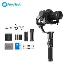 FeiyuTech AK2000 3 осевая карманная беззеркальная камера DSLR стабилизатор штатив монопод с шарнирным замком для sony Canon 5D Panasonic GH5/GH5S Nikon