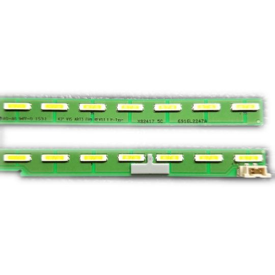 LED Backlight Strip 39 Lamp For LG V15 ART3 FHD R L 43LX540S 6922L-0145A 6916L2189A 6916L2188A LC430EUE FH M3 43SE3KB