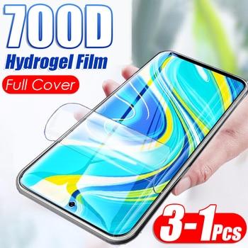 Protective Hydrogel Film for Redmi Note 9s 9 Pro Screen Protector for Xiaomi Redmi Note 8T 8 7 K30 K20 Pro (Not Glass) Film Foil nillkin amazing h h pro tempered glass screen protector for xiaomi redmi note 9s k30 k20 note 8 8t 8pro redmi 8 8a glass
