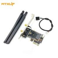 M.2 Wifi Adapter M2 Ngff Taste EIN E Zu Pci Express PCI-E 1X NGFF Unterstützung 2230 drahtlose Netzwerk Karte für AX200 9260AC 8265AC NFA344