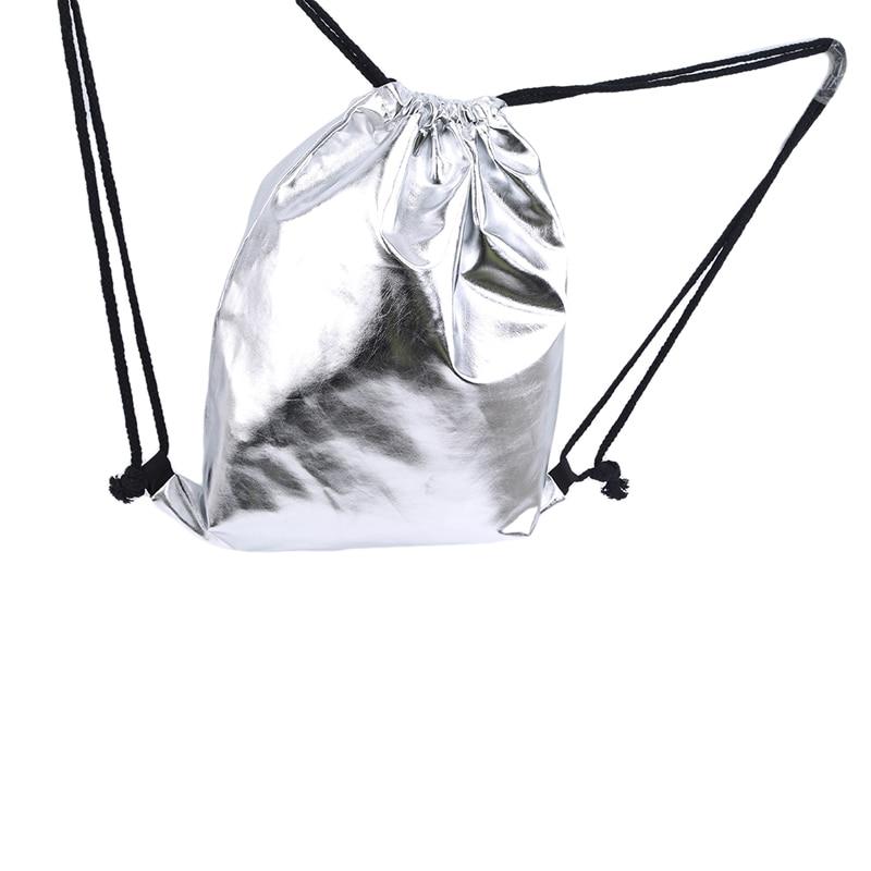 do plutônio bolso para segurar drawstring flamingo