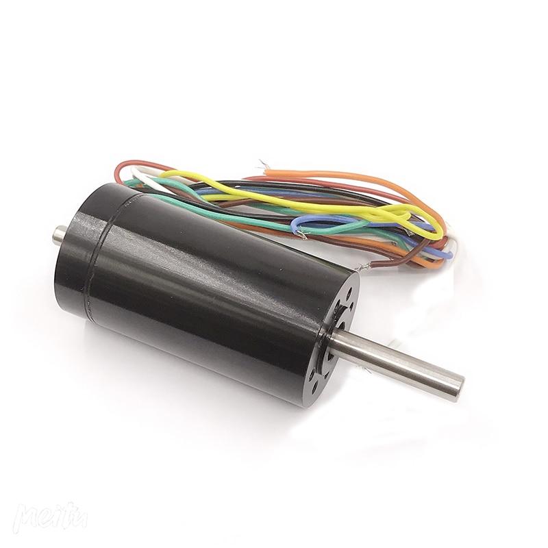 Высокое качество 32 мм бесщеточный без сердечника электродвигатель, 24 В постоянного тока виброрежущий станок мотор Замена maxon EC мотор 118888