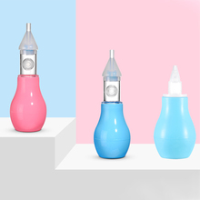 Nose-Cleaner Nasal-Aspirator Removable Clean-Supplies Infant Baby Silicone Manual-Press-Style