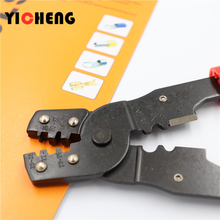HS-202B Mini Multi-function Crimping Tool Terminal Crimp  HS202B forceps wire stripper pliers