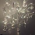 60 см березы светодиодный светильник ИД Мубарак украшения на Рамадан для дома искусственные елки лампа Рамадан Ид аль-Адха вечерние поставк...