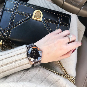 Image 5 - New Luxury Brand ladies Watch Women Bracelet Watches Purple Rose Gold Waterproof Stainless Steel Quartz Wristwatch reloj mujer