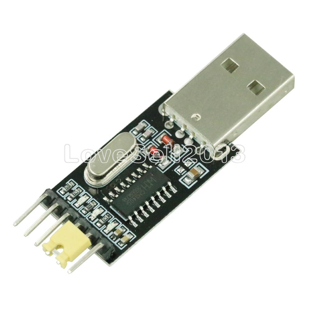 USB To TTL Converter UART Module CH340G CH340 3.3V 5V Switch