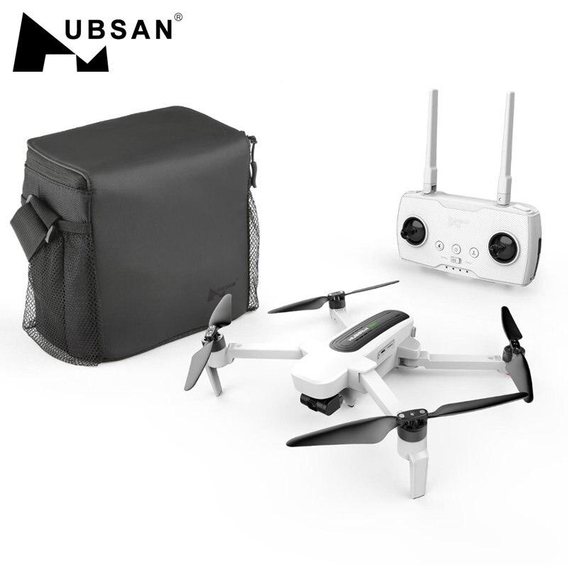 Hubsan h117s zino gps 5.8g 1 km braço dobrável fpv com 4 k uhd câmera 3 eixos cardan personalizado rc zangão quadcopter rtf de alta velocidade