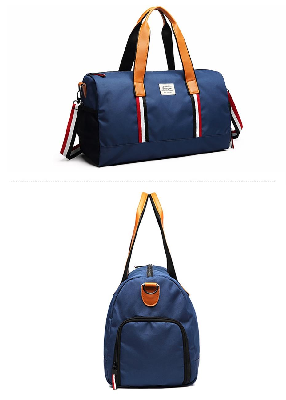 Fitness Gym Sport Bags Men and Women Waterproof Sports Handbag Outdoor Travel Camping Multi-function Bag10