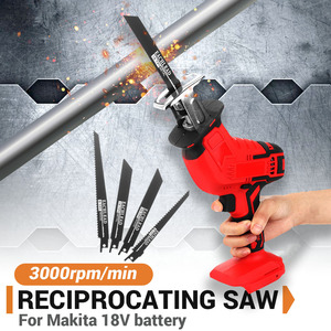 Mini Electric Saw Cordless Rec