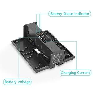 Image 3 - 4IN1 バッテリー充電ベーススチュワード家政婦執事延長ハブユニバーサル充電器dji mavicため空気 2 ドローン
