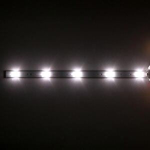 Image 1 - 8Pieces/lot   FOR  Skyworth   43E3500 43E3000 43X5 TV light strip 5800 W43001 3P00/5P00    40.2CM  3V  100%NEW