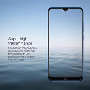 Image 4 - Für Xiaomi Redmi 9 9A 7A K30 Poco X3 NFC F2 Pro Nillkin Gehärtetem Glas Display schutz auf Xiaomi Redmi hinweis 9 9S 8T 8 7 Pro Max