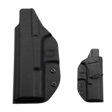 IWB Kydex Holster For Glock 17 22 31 Gun Right Handed Belt Inside The Waistband Concealed Carry Case