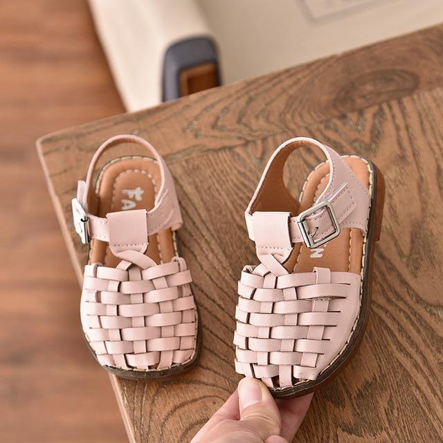Cute Toddler Girl Sandals 3