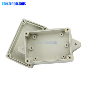 Caja de cierre diymore impermeable de plástico para proyecto electrónico caja de cierre 85x58x33mm caja de cubierta
