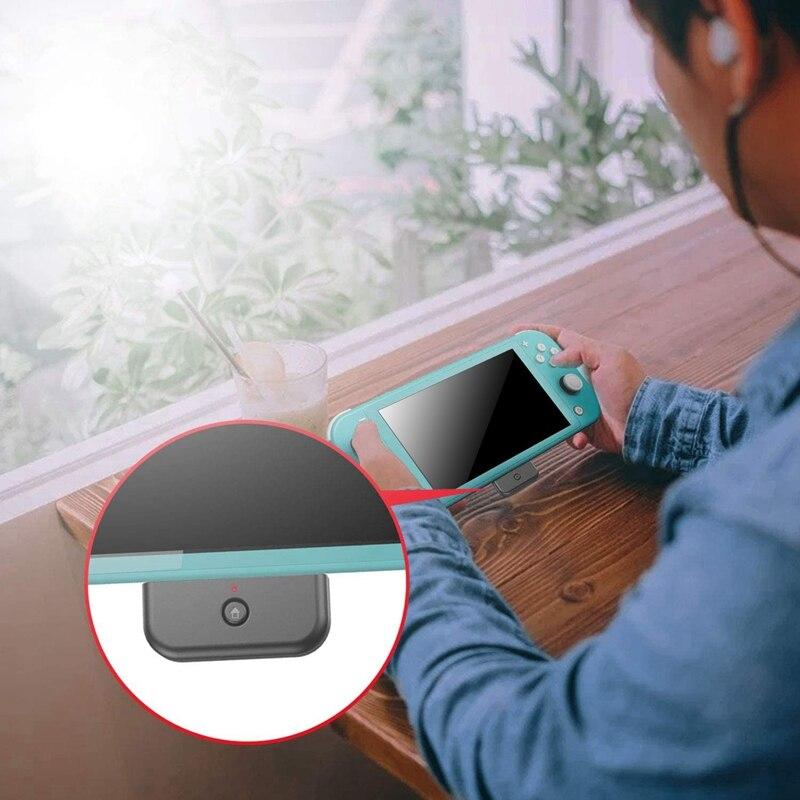switch mini, adaptador transmissor o com conector usb c