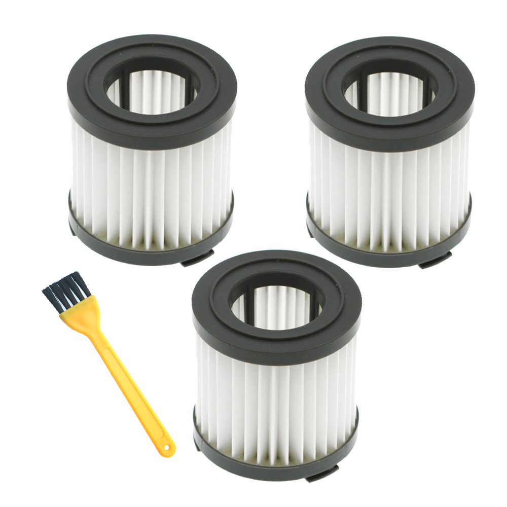 3pcs Vacuum Cleaner HEPA Filter For Xiaomi JIMMY JV51 JV71 Handheld Cordless Vacuum Cleaner HEPA Filter Kits Parts