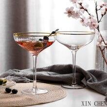 Grand verre de style nordique, transparent, créatif, shaker à cocktail, utilisé dans les bars et bars KTV