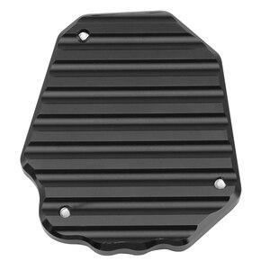 Image 3 - Kick Fuß Seite Stehen Verlängerung Pad Unterstützung Platte Vergrößern für BMW K1600B K1600GT K1600GTL 2017 2019