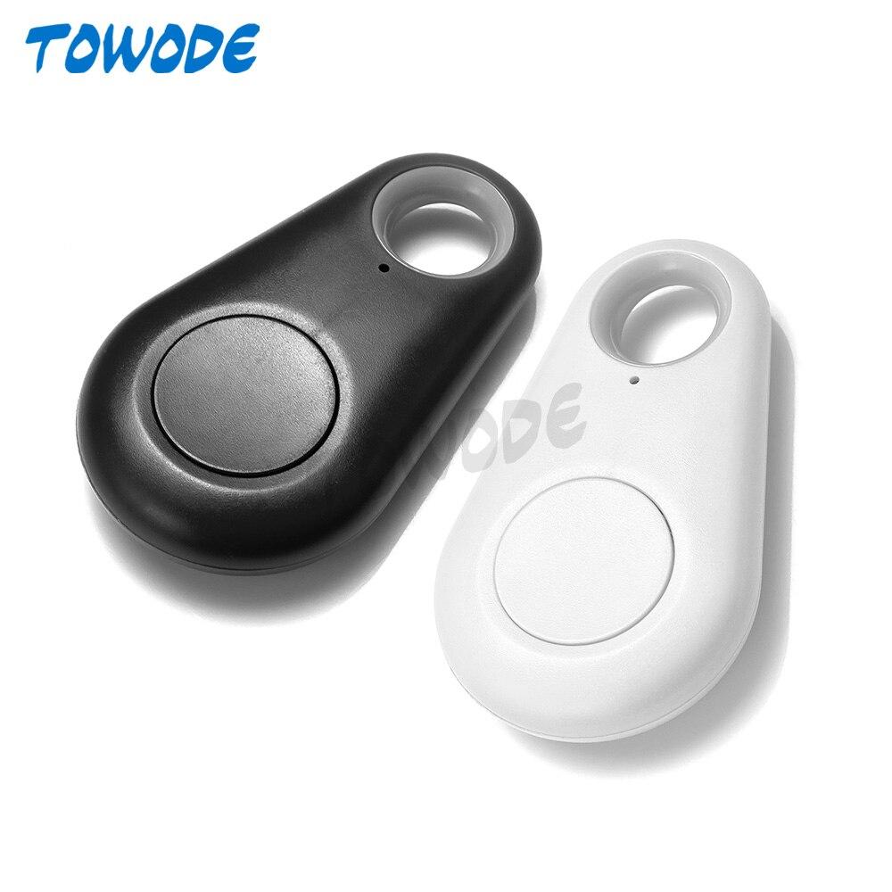 Alarma inteligente Bluetooth Towode para mascotas, Mini localizador de baja potencia, GPS, billetera inalámbrica antipérdida para teléfono móvil para niños, rastreador de llaves Cable de carga Universal de 3 pines y 5mm con Clip, compatible con relojes inteligentes, pulseras inteligentes Puerto USB de carga cargadores de respaldo de emergencia