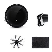 Smart Household Three-In-One Sweeping Robot Ultra-Thin Small Rechargeable Vacuum Cleaner Sweeping Robot one robot