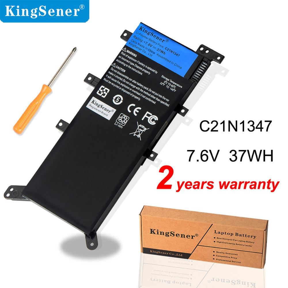 Kingsener C21N1347 Laptop Battery For ASUS A555 A555L F554 F554L F555L FL5500L FL5600L F555UA F555U F555UJ F555UF K555D R557L