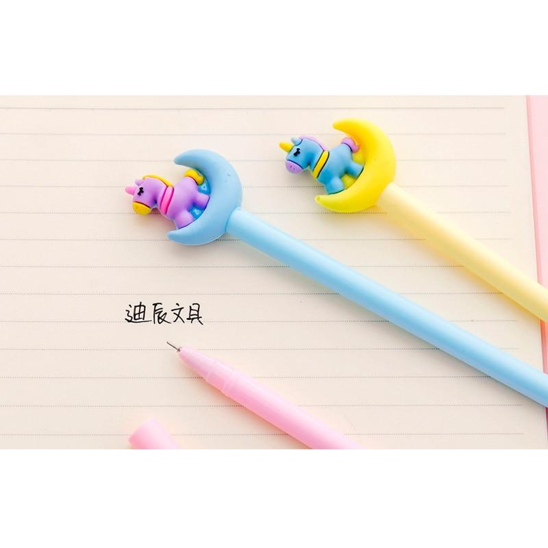 1pcs/lot Cartoon gel pen Signature Pen Gifts 4