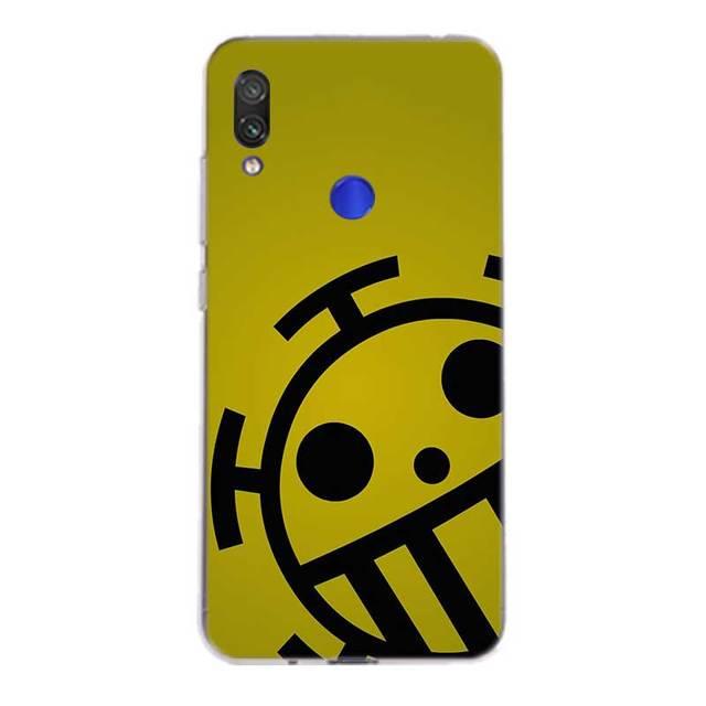 One Piece Logo Cover Case For Xiaomi Redmi Models