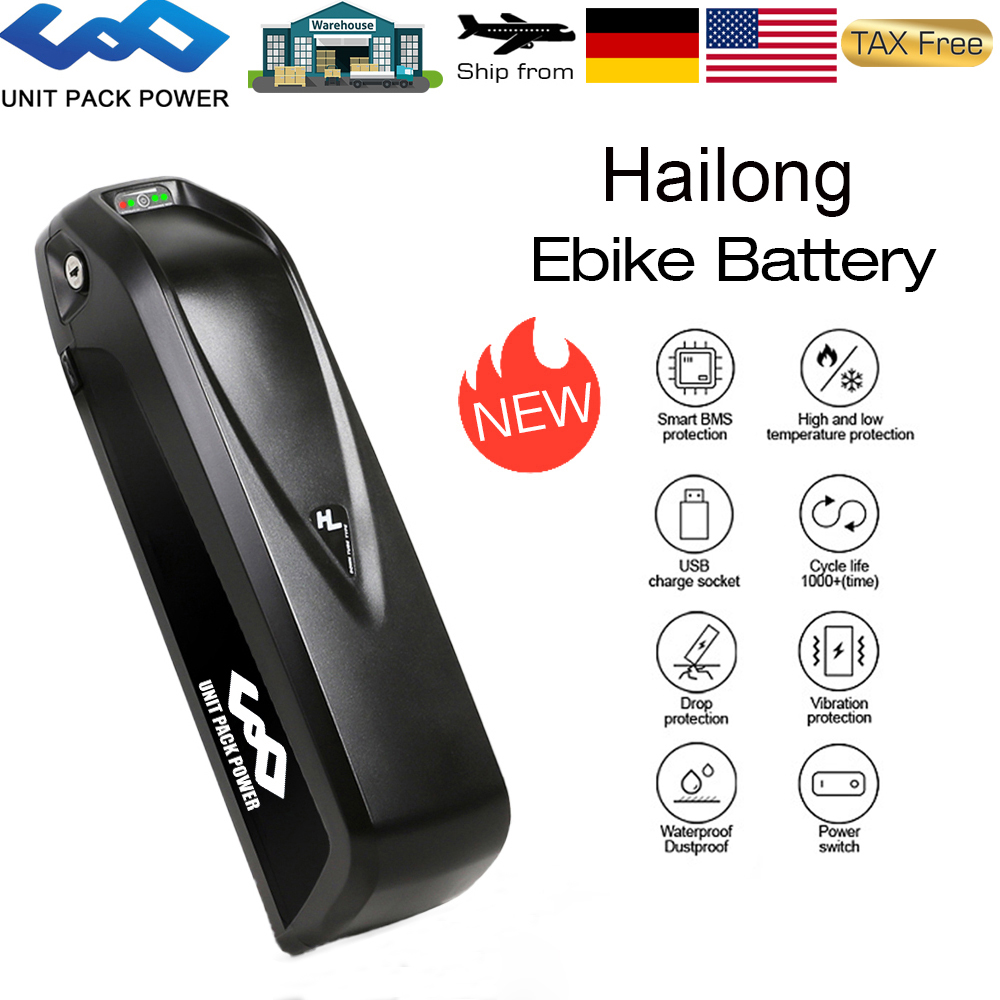 eBike Battery 36V 48V 13Ah 14.5Ah 15Ah 52V 13Ah With Samsung/Panasonic Cell for Bafang CSC 1000W 750W 500W 350W Bicycle Motor