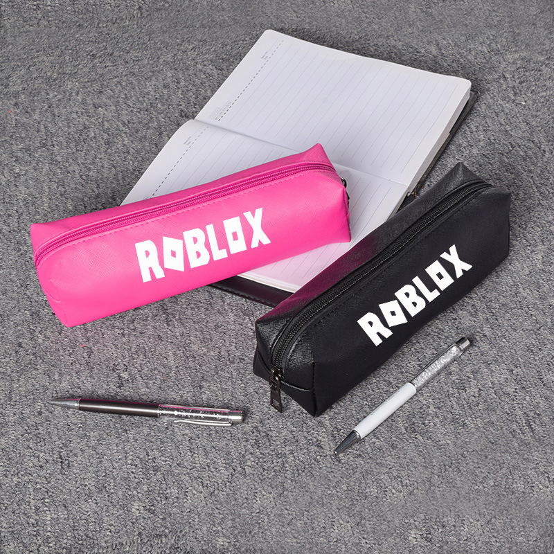 PU Leather Big Capacity Pencil Bag Pencilcase School Supplies Stationery Gifts  Astuccio Scuola