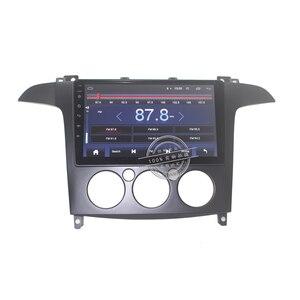 Image 5 - HACTIVOL Radio multimedia con gps para coche, Radio con reproductor dvd, Android 9,1, 2 GB + 32 GB, navegador navi, accesorio para coche, 4G, para Ford s max S Max 2007 2008
