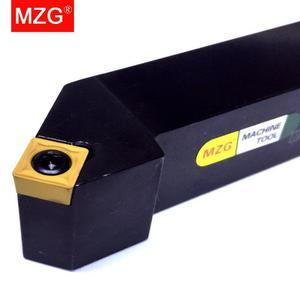 Image 2 - MZG CNC 12 millimetri 20 millimetri SSSCR1616H09 Esterno Attrezzi Per Alesatura Tornitura Arbor Tornio Barra di Taglio SCMT Inserti IN METALLO DURO Bloccato Acciaio Inox Portautensili