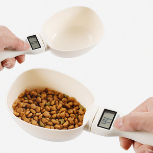 Pet food scale cats and dogs q