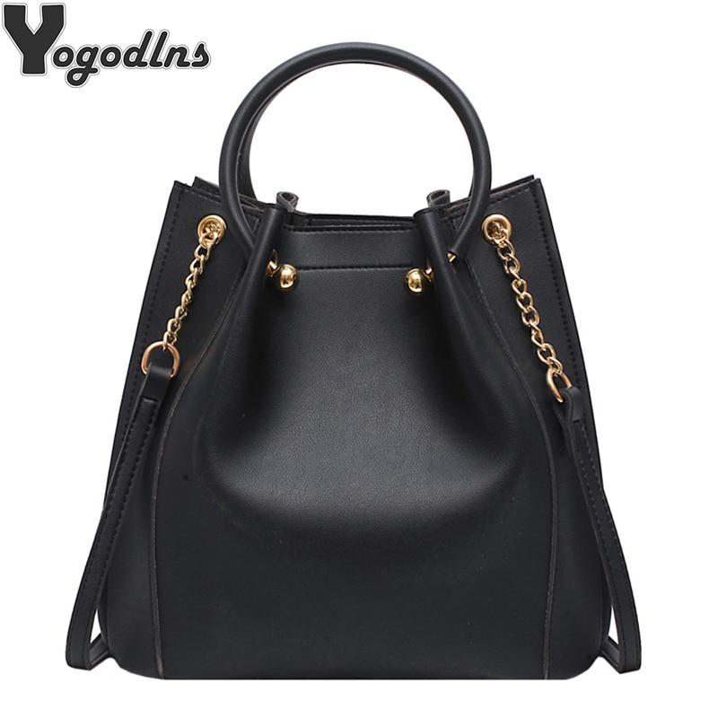 Mode Frauen Handtasche pu Leder Frauen Schulter Taschen Berühmte Marke Designer Frauen Taschen Damen Casual sac ein haupt