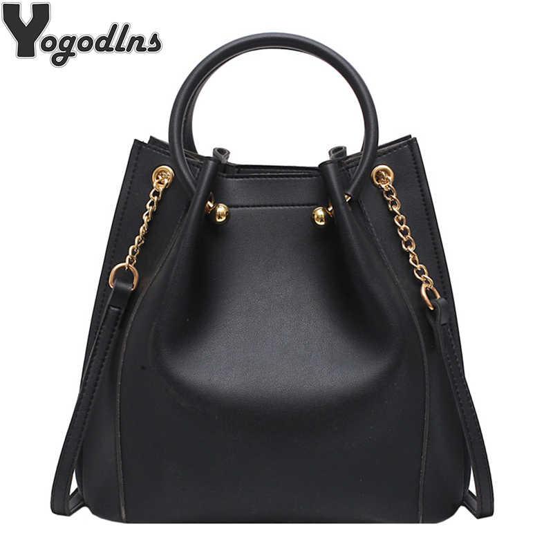 Moda kadınlar çanta pu deri kadın omuz çantaları ünlü marka tasarımcısı kadın çanta bayanlar rahat ana kesesi
